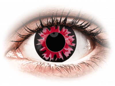 Volturi - ColourVUE Crazy Lens - еднодневни (2лещи)