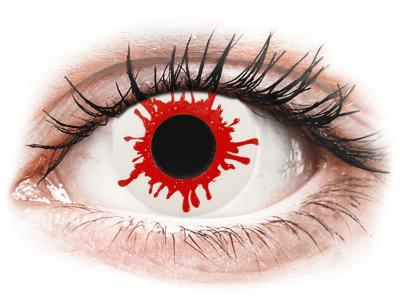 Wild Blood - ColourVUE Crazy Lens - еднодневни (2лещи)
