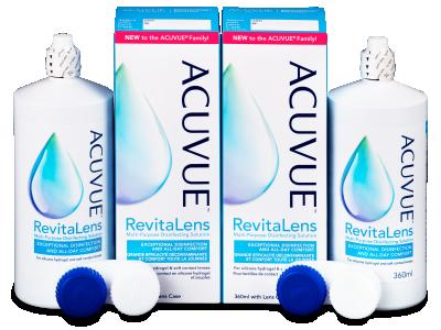 Acuvue RevitaLens Разтвор 2x 360 ml