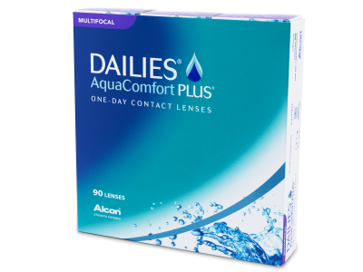 Dailies AquaComfort Plus Multifocal (90 лещи)