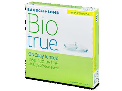 Biotrue ONEday for Presbyopia (90 лещи)