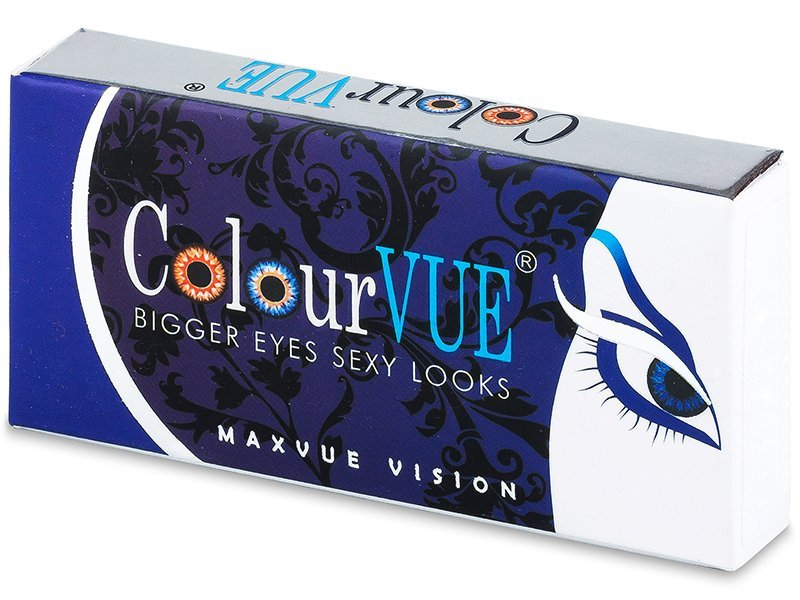 ColourVUE - BigEyes (2 лещи) - Coloured contact lenses