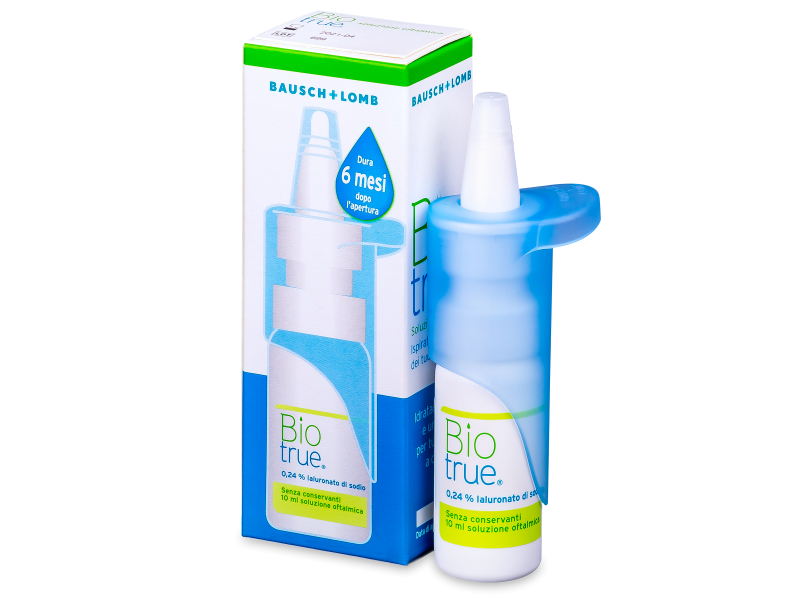 Biotrue MDO капки за очи за повторното овлажняване (10 ml)  - Капки за очи