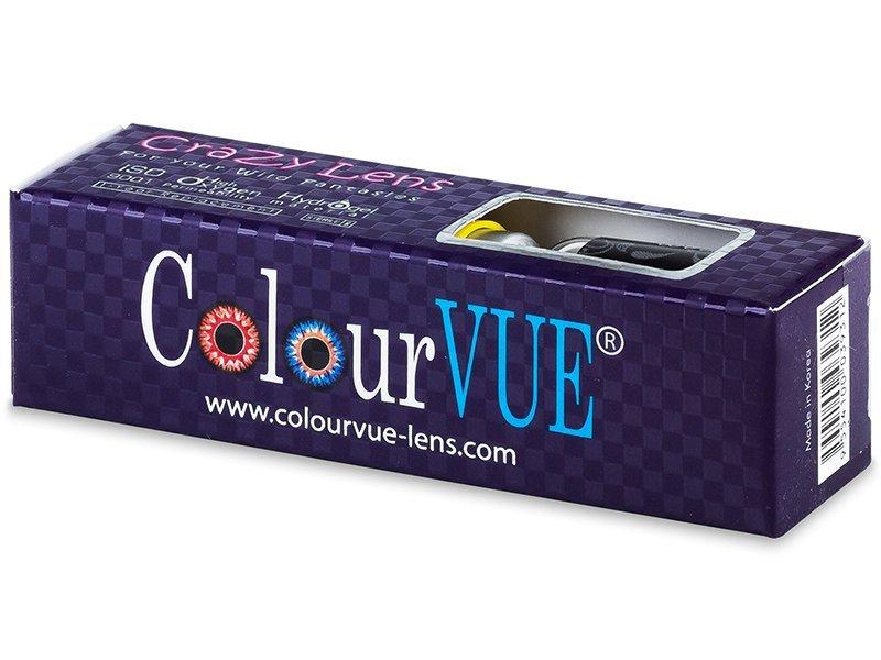 Crazy ColourVUE (2лещи) - Coloured contact lenses