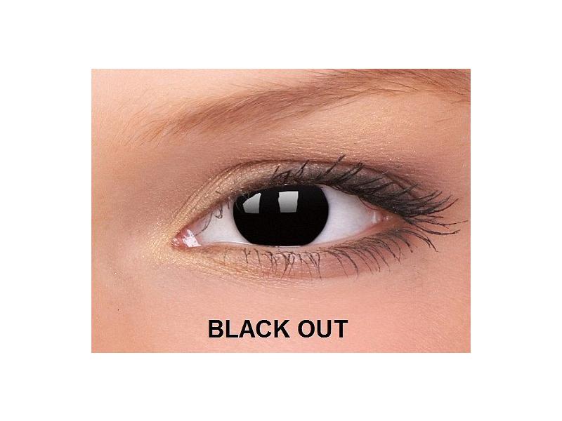 Crazy ColourVUE (2лещи) - Black Out