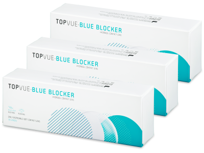 TopVue Blue Blocker (90 лещи)