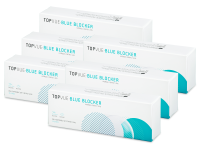 TopVue Blue Blocker (180 лещи)