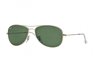 Слънчеви очила - Ray-Ban - Ray-Ban Aviator Cockpit RB3362 001