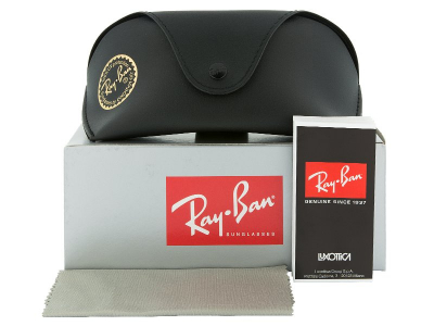 Ray-Ban RB3183 004/71  - Preview pack (illustration photo)