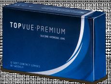 TopVue Premium (12 лещи) - Двуседмични контактни лещи