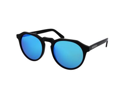 Hawkers Diamond Black Clear Blue Warwick X