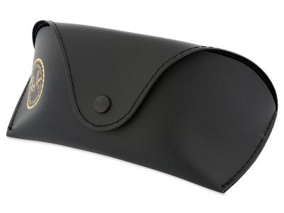 Ray-Ban RB4068 894/58  - Original leather case (illustration photo)
