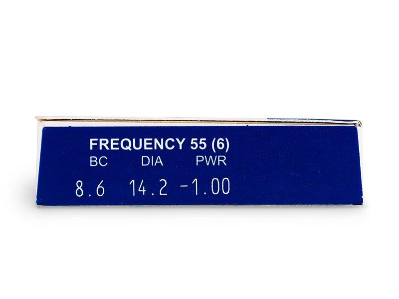 Frequency 55 (6лещи) - Преглед на параметри