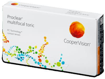 Proclear Multifocal Toric (3лещи)