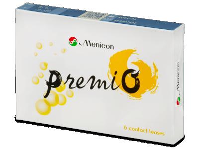 Menicon PremiO (6 лещи)