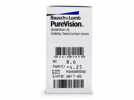 PureVision (6лещи) - Преглед на параметри