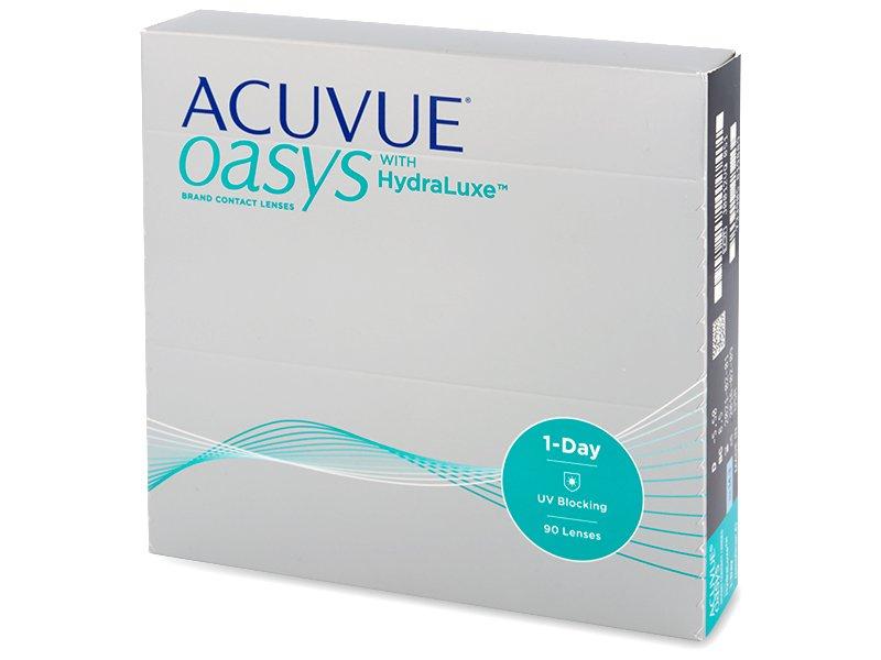 Acuvue Oasys 1-Day (90 лещи) - Еднодневни контактни лещи
