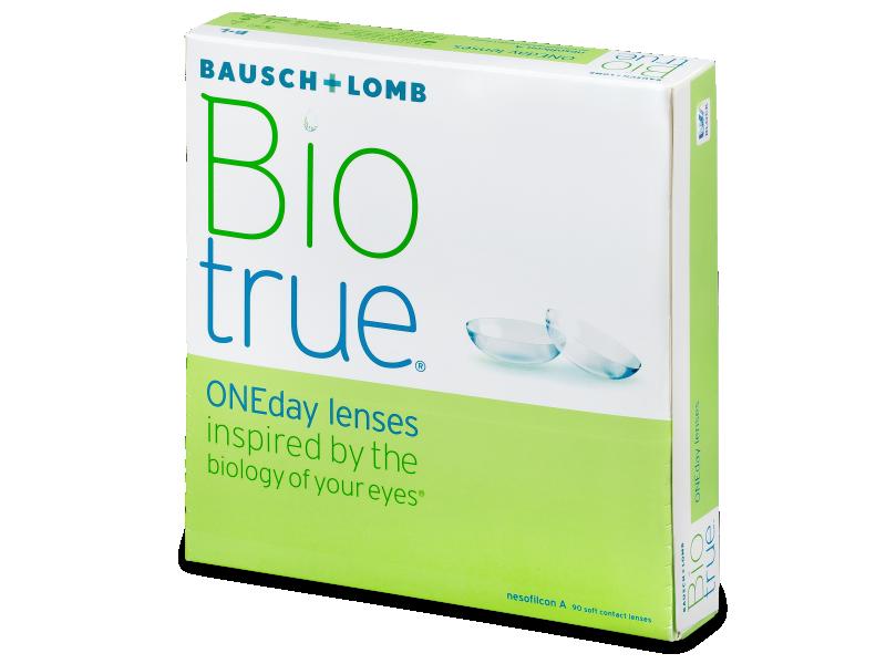 Biotrue ONEday (90лещи) - Еднодневни контактни лещи