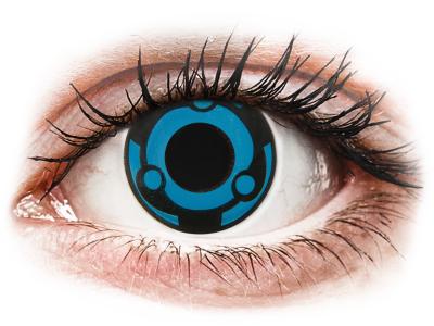 CRAZY LENS -  Vision - дневни без диоптър (2 лещи)