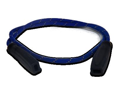 Синя каишка за очила EC