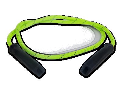 Зелена каишка за очила EC