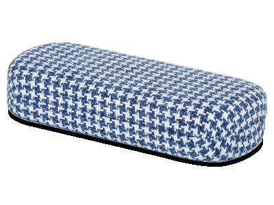 Калъф за съхранение  в бяло и синьо