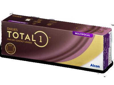 Dailies TOTAL1 Multifocal (30 лещи)