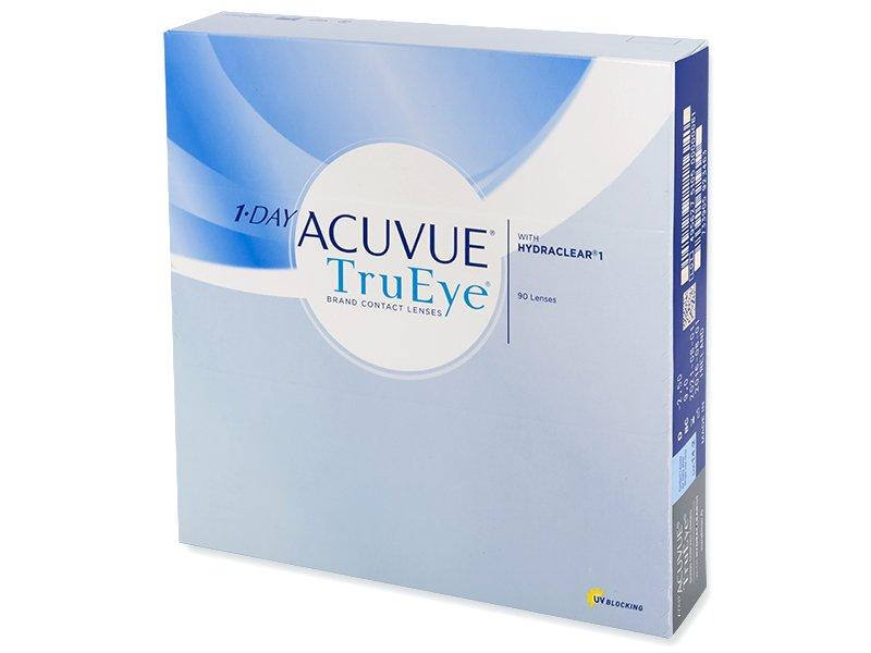 1 Day Acuvue TruEye (90лещи) - Еднодневни контактни лещи