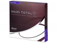 Контактни лещи Alcon - Dailies TOTAL1 Multifocal (90 лещи)