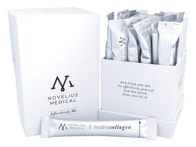 Novelius Medical хранителна добавка колаген 28x 6 g