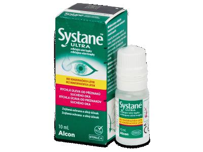 Systane Ultra Капки за очи без консерванти 10 ml