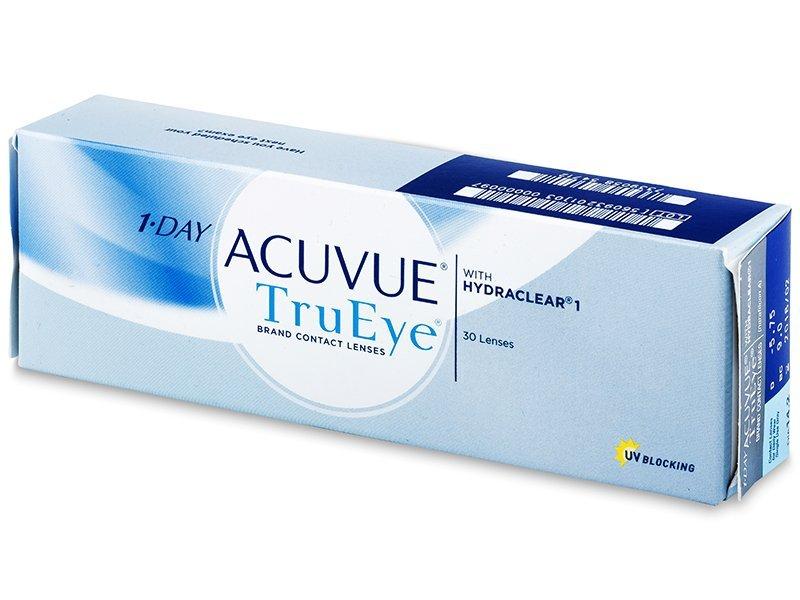 1 Day Acuvue TruEye (30лещи) - Еднодневни контактни лещи