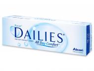 Еднодневни контактни лещи - Focus Dailies All Day Comfort (30лещи)