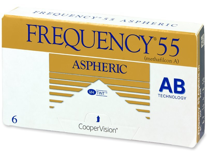 Frequency 55 Aspheric (6 лещи)