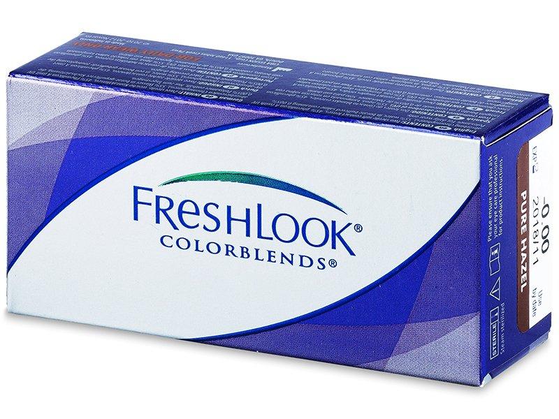 FreshLook ColorBlends - диоптрични (2лещи) - Coloured contact lenses