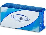 Контактни лещи Alcon - FreshLook Colors - диоптрични (2лещи)