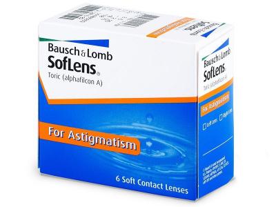 SofLens Toric (6лещи) - Торични лещи