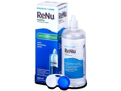 Разтвор ReNu MultiPlus 360ml с контейнерче