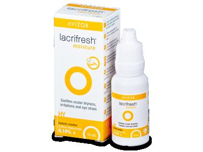 Капки за очи Avizor Lacrifresh 15 ml  - По-старт дизайн