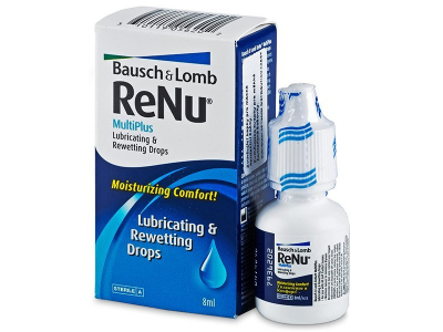 Капки за очи ReNu MultiPlus Drops 8 ml