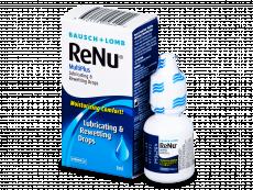 Капки за очи ReNu MultiPlus Drops 8 ml  - Капки за очи