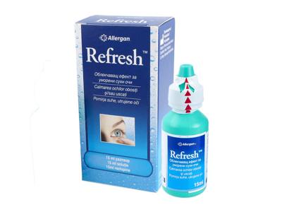 Капки за очи Refresh 15 ml