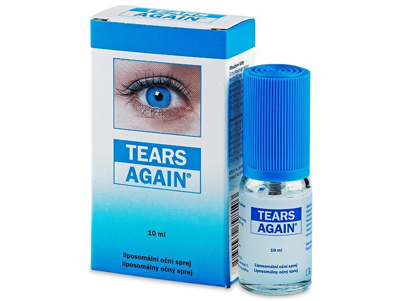 Спрей за очи Tears Again 10 ml  - Eye spray