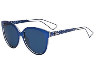 Овални слънчеви очила - Christian Dior Diorama2 TGV/KU