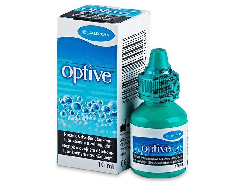 Капки за очи - Капки за очи OPTIVE 10 ml