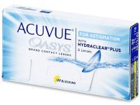 Acuvue Oasys for Astigmatism (6лещи) - Торични лещи