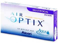 Air Optix Aqua Multifocal (3 лещи)