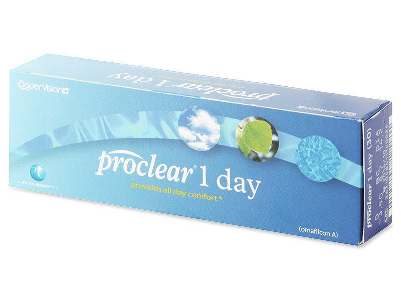Proclear 1 Day (30лещи) - По-старт дизайн
