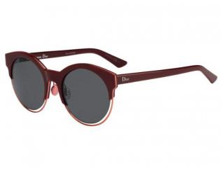 Слънчеви очила - Кръгли - Christian Dior DIORSIDERAL1 RMD/BN