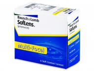Bausch and Lomb - лещи за очи, разтвори и капки - SofLens Multi-Focal (6лещи)